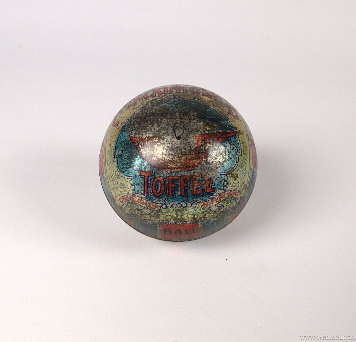 Chromolithographed Mackintosh's Toffee Ball