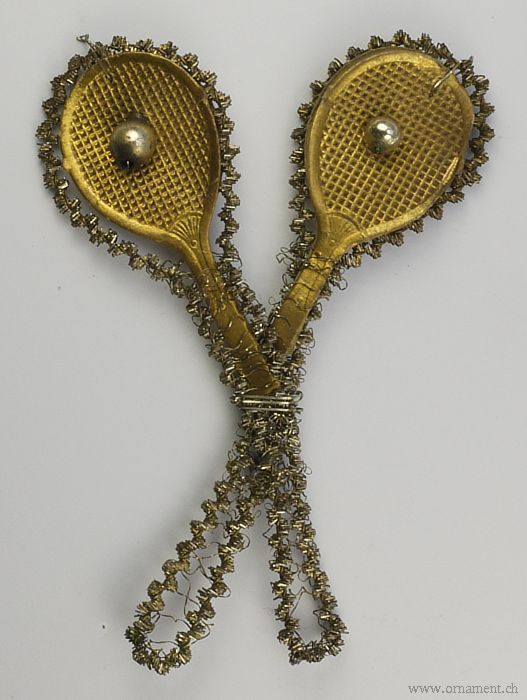 Pair of Tennis Rackets