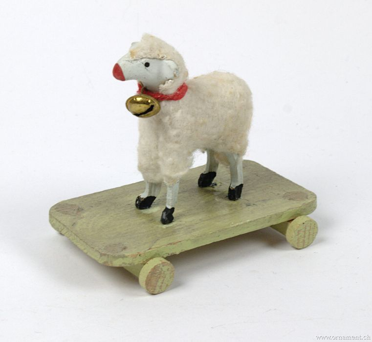 Putz Wooly Sheep