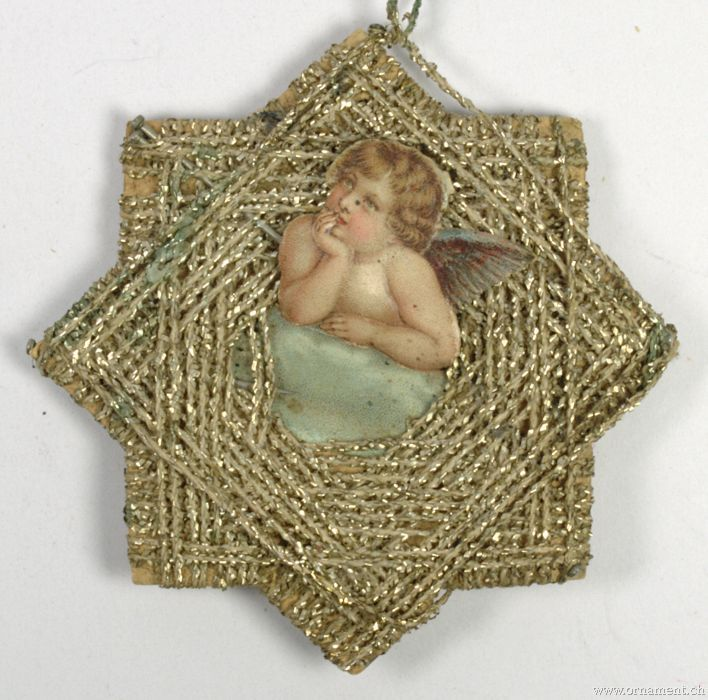 Angel Scrap on Thread Star