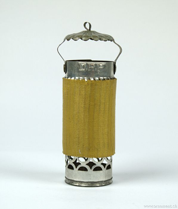 Candleholder in Form of a Lantern