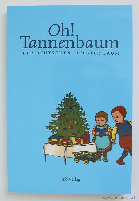 "German Book: ""Oh! Tannenbaum"""