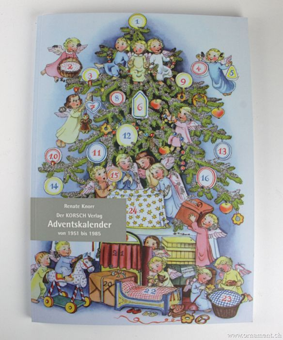 Renate Knorr: Advent calendar from 1951-1985