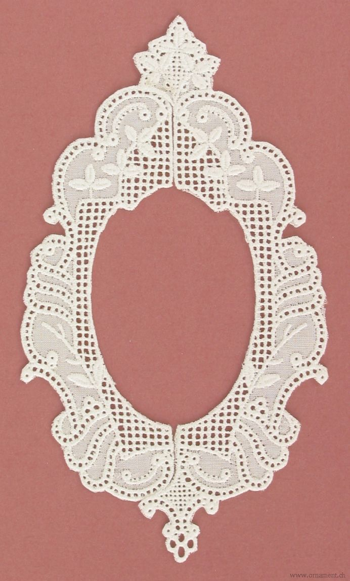 Oval Frame for Monograms