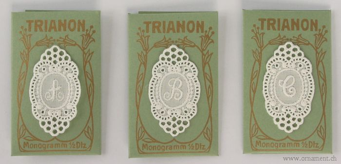 Trianon with Ruffini Monogram
