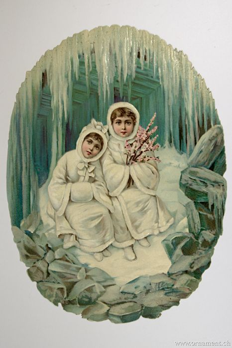 Snow Children in Ice Hollow
