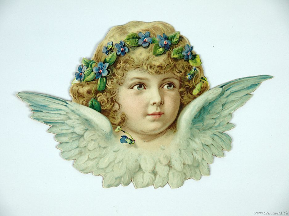 Angels Head (L&B Die Cut)