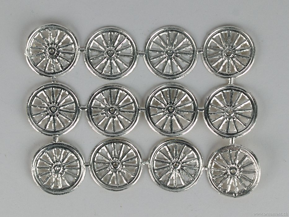 Sheet with Dresden Wheels