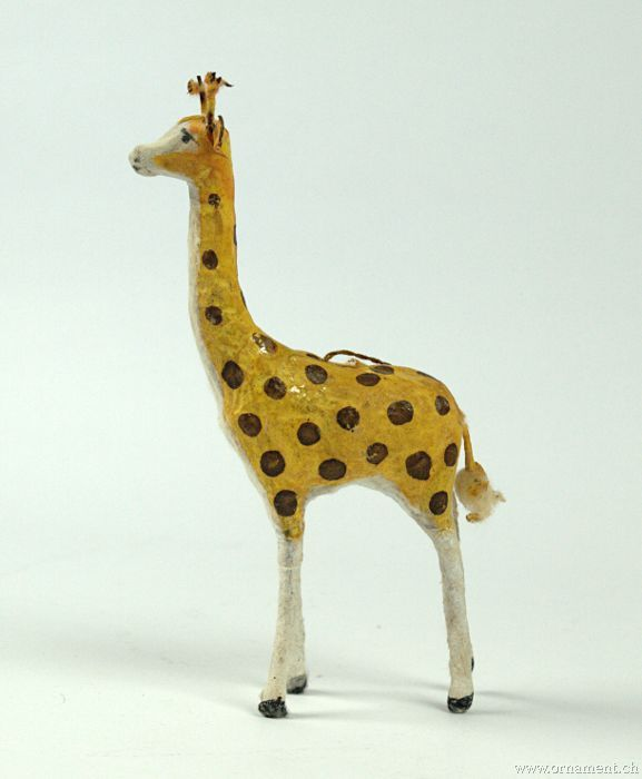 Cotton Batting Giraffe
