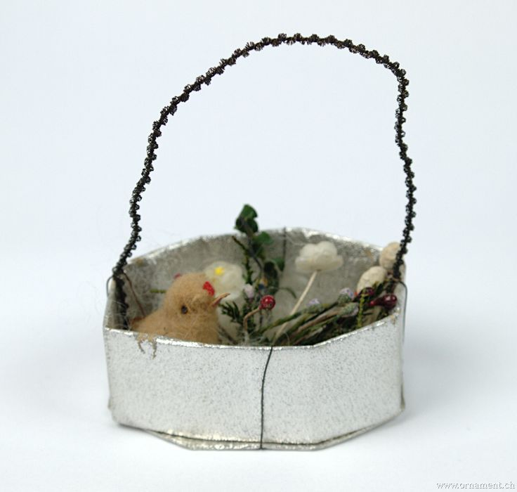 Basket with Chick