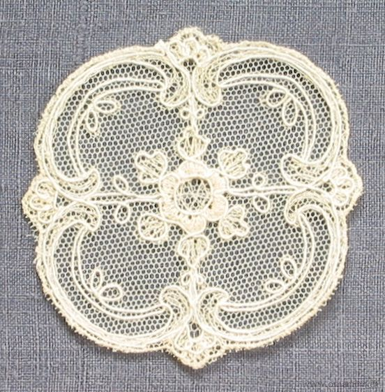 Round Doily (Pattern #1001, Smallest Size)