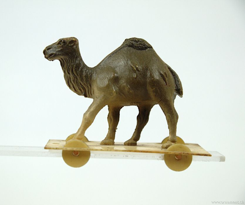 Dromedary on Wheels