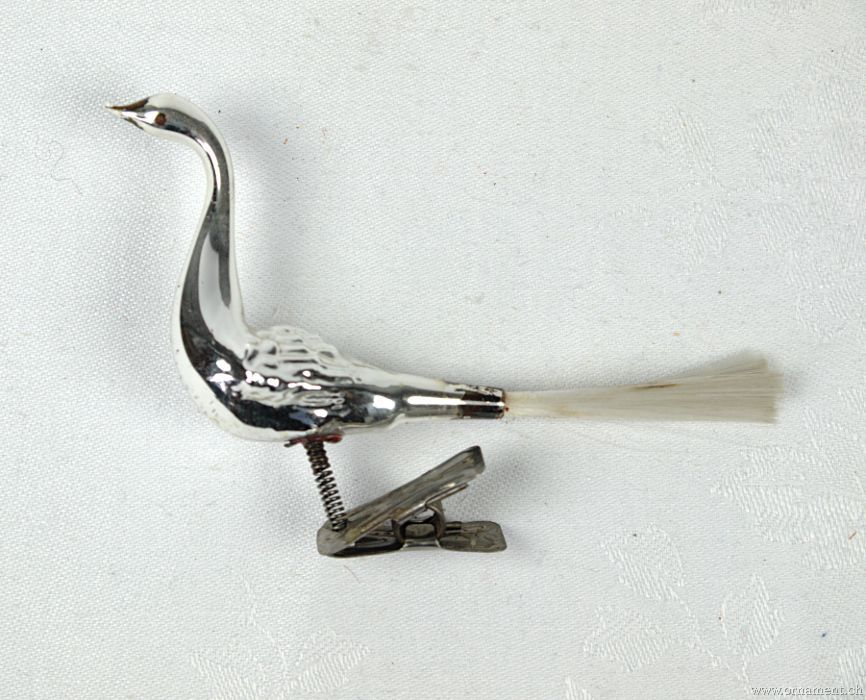 Small Bird on Clip
