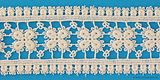 Embroidered Cotton Trim #20