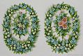 Two Flower Wreaths