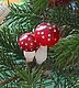 Fly Agaric Couple